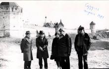 Конференция в  Суздале. Апрель 1984г.