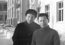 Л.И. Розоноэр и Э.М. Браверман 1972 год