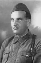 М.А.Айзерман сентябрь 1941г.