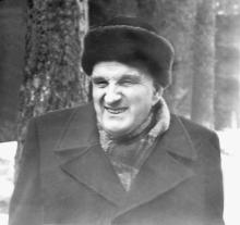М.А.Айзерман - 20-летие лаборатории. Звенигород 1982г.