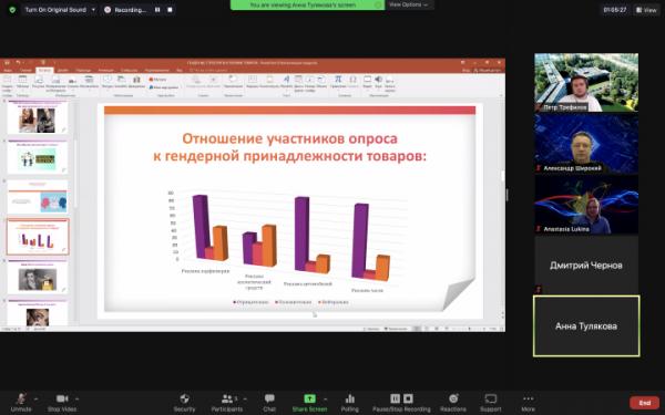 Результаты Открытой онлайн-конференции школьных проектов